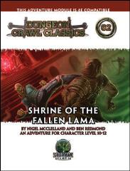 Shrine of the Fallen Lama