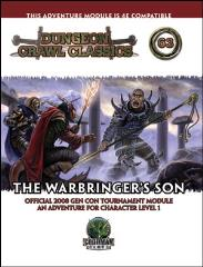Warbringer's Son, The