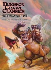 Dungeon Crawl Classics RPG (Limited Edition Jeff Easley Cover)