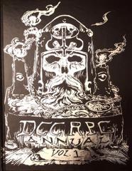 DCC Annual Vol. 1 (Foil Edition)