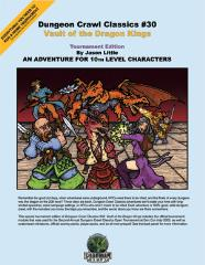 Vault of the Dragon Kings (Limited Tournament Edition)