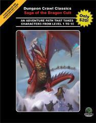 Saga of the Dragon Cult