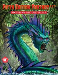 Secrets of Mistcutter Isle, The