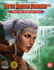 Into the Dragon's Maw (Free RPG Day 2015)