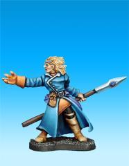 Glyn Trollbane - Human Sorcerer