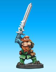 Ubo Gutrot - Dwarf Barbarian