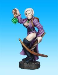 Veriander Lyras - Half-Elf Cleric