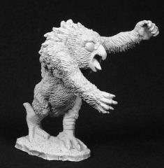 Raging Owlbear