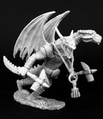 Castellan, The - Half-Dragon Ettin