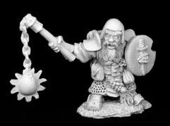 Ulfsek of the Purifying Plame - Dwarf Paladin