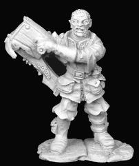 Master Lerenev - Human Fighter