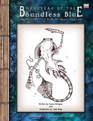 Monsters of the Boundless Blue - The Wanderers Guild Guide to Aquatic Organisms