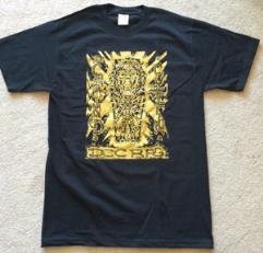Chained Coffin T-Shirt (3XL) (Kickstarter Edition)
