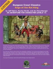 Saga of the Rat King (GenCon Edition)