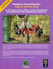 Saga of the Rat King (Noble Knight Games Edition)