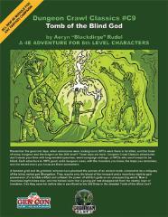 Tomb of the Blind God (Gen Con 2009 Edition)