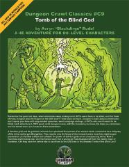 Tomb of the Blind God (D&D Experience Edition) (Cover A)