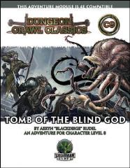 Tomb of the Blind God (D&D Experience Edition) (Cover B)