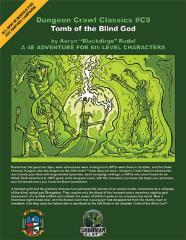 Tomb of the Blind God (North Texas RPG Con 2009 Edition)