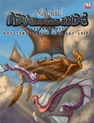 Aerial Adventure Guide #3 - Monsters, Magic, and Sky Ships
