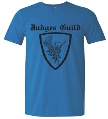 Judges Guild Blue T-Shirt (XXL) (2015 North Texas RPG Con Edition)