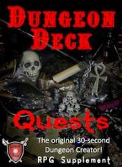 Dungeon Deck - Quests