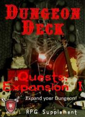 Dungeon Deck - Quests Expansion #1