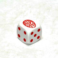 d6 16mm Spiderman Dice (5)