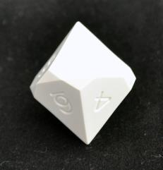 d10 White (10) (Plain)