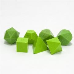 Poly Set Lime Green (7)