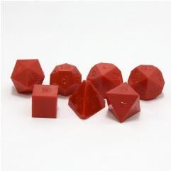 Poly Set Crimson Red (7)