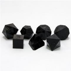 Poly Set Coal Black (7)