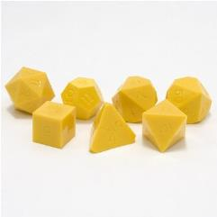 Poly Set Saffron Yellow (7)