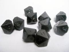 d10 Coal Black (10)