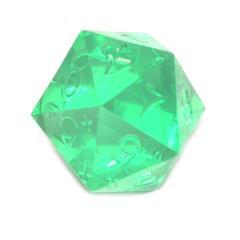 D20+ (0-9 Twice) Emerald