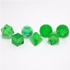 Poly Set Emerald (7)
