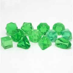 Full Poly Set Emerald (12)
