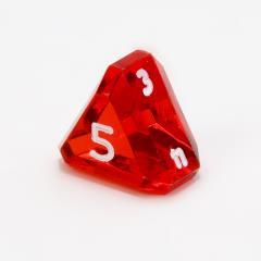 d5 Ruby w/White