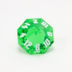 d16 Emerald w/White