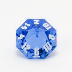 d16 Sapphire w/White