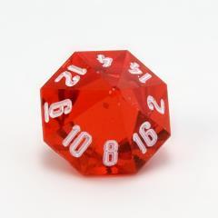 D16 Ruby w/White