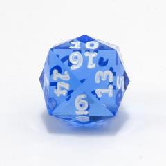 d24 Sapphire w/White