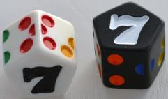 7-Sided Dice (2)