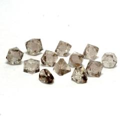 Full Poly Set Smoke Quartz (12)