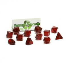 Full Poly Set Pyrope Garnet (12)