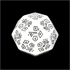 Amazing D-Total Dice (17 Dice in One!)