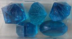 Aqua Zocchi Pack (5) (Plain)