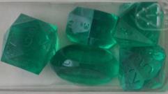 Emerald Zocchi Pack (5) (Plain)