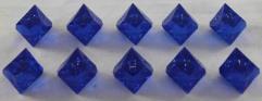 d10 - Sapphire (10) (Plain)