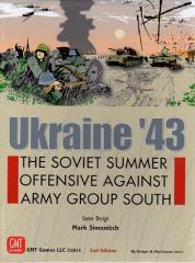 Ukraine '43 (2nd Printing)